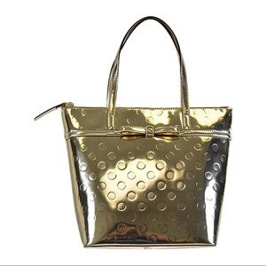 Kate Spade Camellia Street Jeralyn Gold Tote